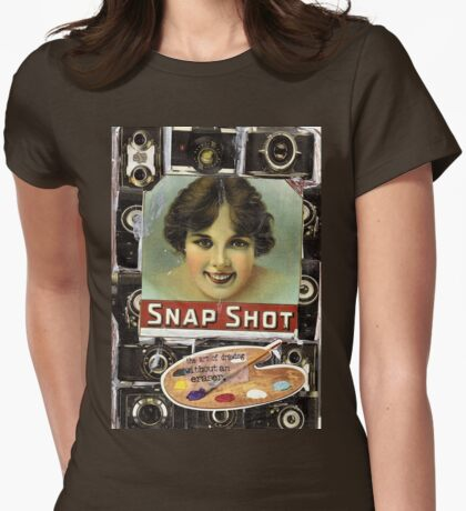 Snaphot(or The Art Of Drawing Without An Eraser) T-Shirt