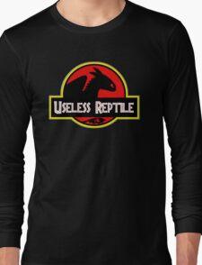 Toothless - Useless Reptile Long Sleeve T-Shirt