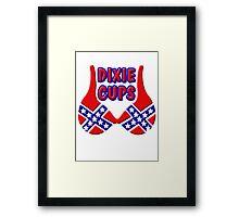 DIXIE CUPS Framed Print