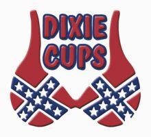 DIXIE CUPS by Tony  Bazidlo