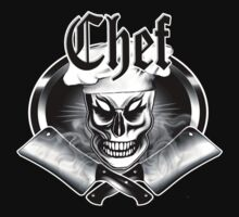 Chef Skull and Cleavers 4 by sdesiata