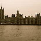 London, UK by Lenarick