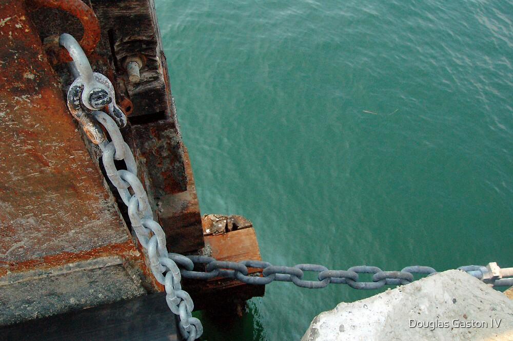 Cap Cod Docks by Douglas Gaston IV