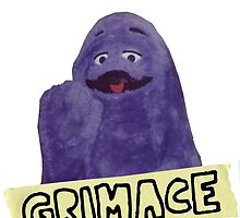 Grimace by BearSquatchEX