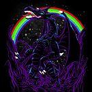 Rainbow in the Night by Jonah Block