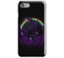 Rainbow in the Night iPhone Case/Skin