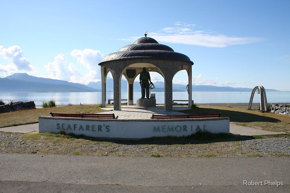 Seafarer's Memorial by Robert Phelps