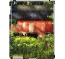Leave Our Farms iPad Case/Skin
