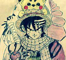 Ultimate Anime Crossover by KatanaJeph
