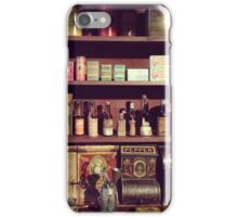 Antique Store, Vermont iPhone Case/Skin