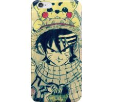 Ultimate Anime Crossover iPhone Case/Skin