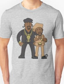 Evolution Of The B-Boy – Eric B & Rakim Unisex T-Shirt