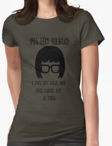 Tina Belcher Bobs Burgers Womens Fitted T-Shirt