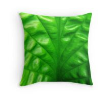 LEAF by design Throw Pillow