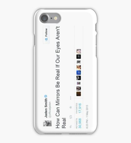 An Iconic Twitter Account iPhone Case/Skin