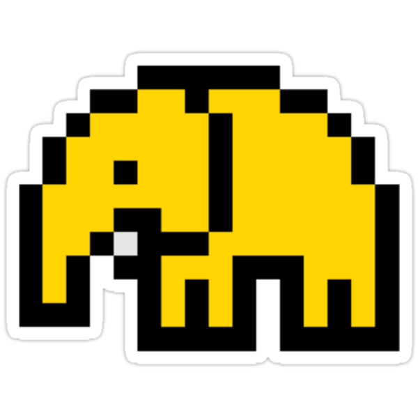 Pixelephant by Slonie