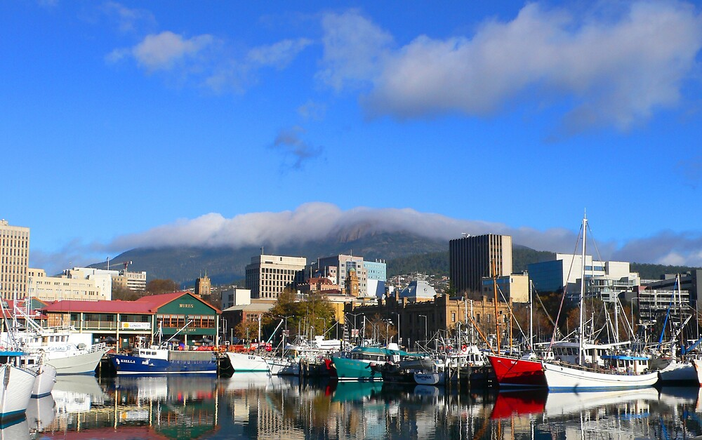Hobart Port by KT111