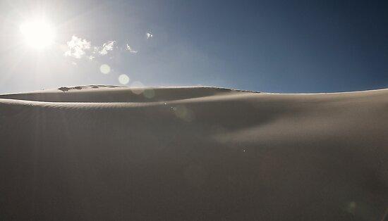 The Tranquil Dunes of Lancelin by Scott G Trenorden