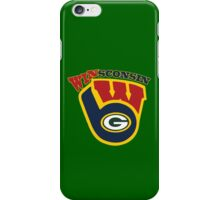WinSconsin 2.0 iPhone Case/Skin