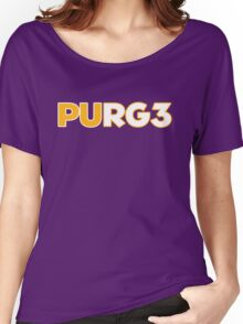 PURG3 RG3 Women's Relaxed Fit T-Shirt