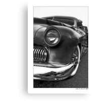 Hammered To Hell Canvas Print