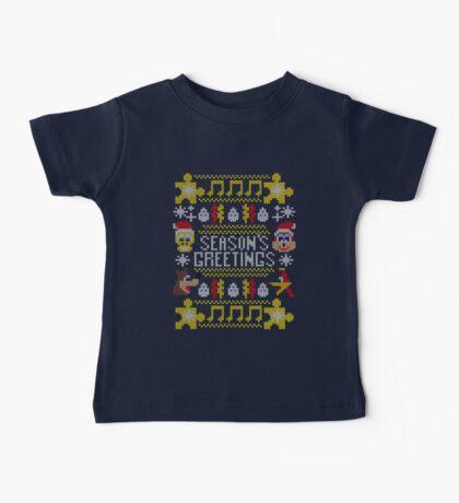 Banjo-Kazooie Knit Baby Tee