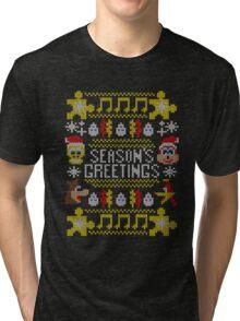 Banjo-Kazooie Knit Tri-blend T-Shirt