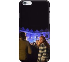 St Andrew's Day Ceilidh iPhone Case/Skin