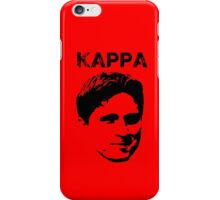 Kappa Guevara iPhone Case/Skin