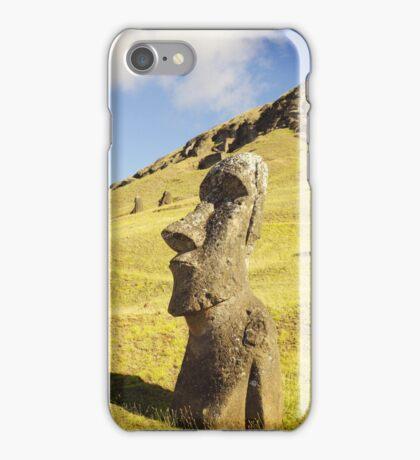 Moai  iPhone Case/Skin