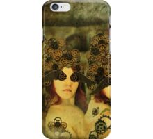 Companions in clockwork iPhone Case/Skin