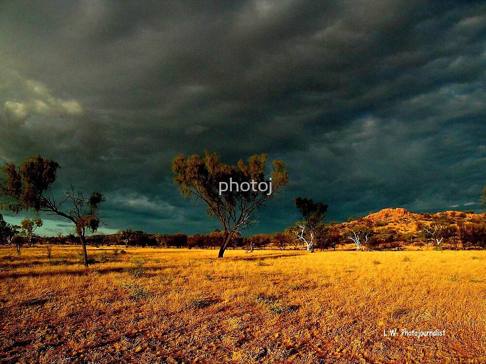 photoj Stormy Sky's Australia by photoj
