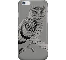 The Chubby Owl iPhone Case/Skin