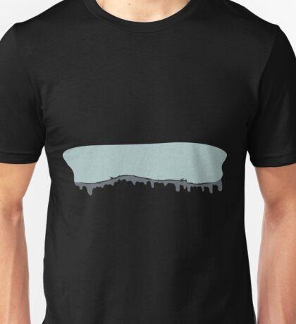 Glitch Ilmenskie Land cave topper 1a z1 Unisex T-Shirt