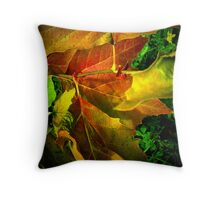 The Colors Will Soon Be Changing Throw Pillow