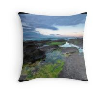 Colours of Dawn Throw Pillow