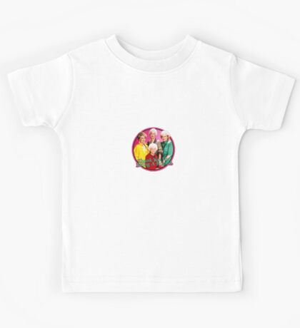 Thank You For Being A Friend Kids Tee