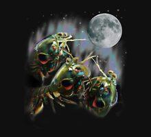 Mantis Shrimps Howling at the Full Moon Unisex T-Shirt