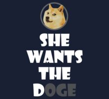 She wants the Doge by GrizzlyGaz