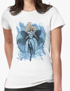 Frozen Storm Womens Fitted T-Shirt
