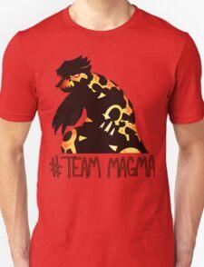 Pokemon / Team Magma Tee T-Shirt
