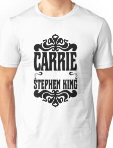 Carrie - King First Edition Series Unisex T-Shirt