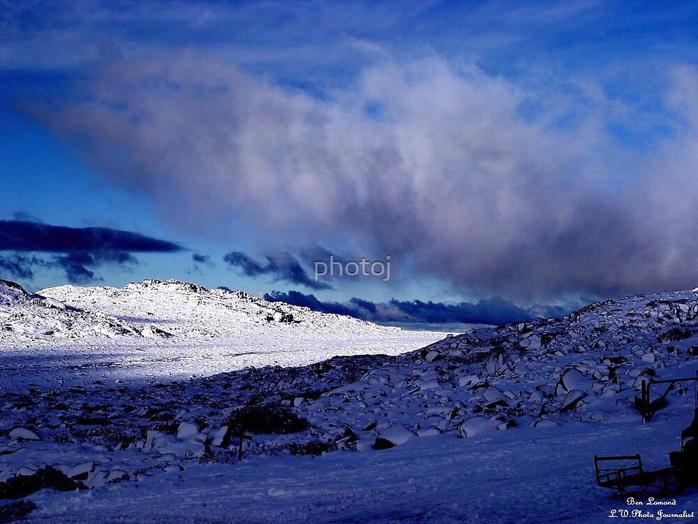 photoj Tasmania-Mt Ben Lomond by photoj