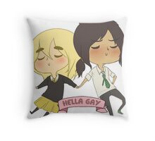 yumikuris [SnK] Throw Pillow