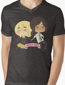 yumikuris [SnK] Mens V-Neck T-Shirt