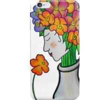 'Little Miss Boquet' iPhone Case/Skin