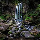 Hopetoun Falls by Mark  Lucey
