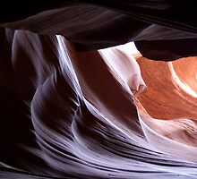 Antelope Canyon by Scott  Remmers