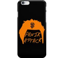 Panik Attack iPhone Case/Skin