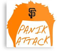 Panik Attack Metal Print
